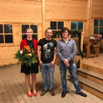 Gratulation zum 5-jährigen Dienstjubiläum von Hr. Wagner Sebastian
